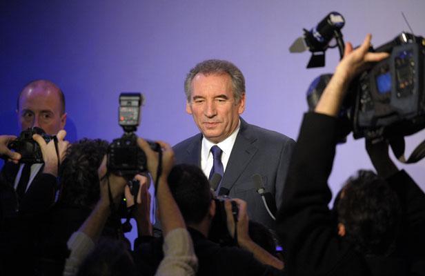 Bayrou Candidat
